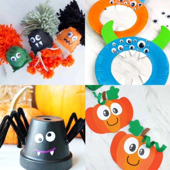 toddler halloween crafts