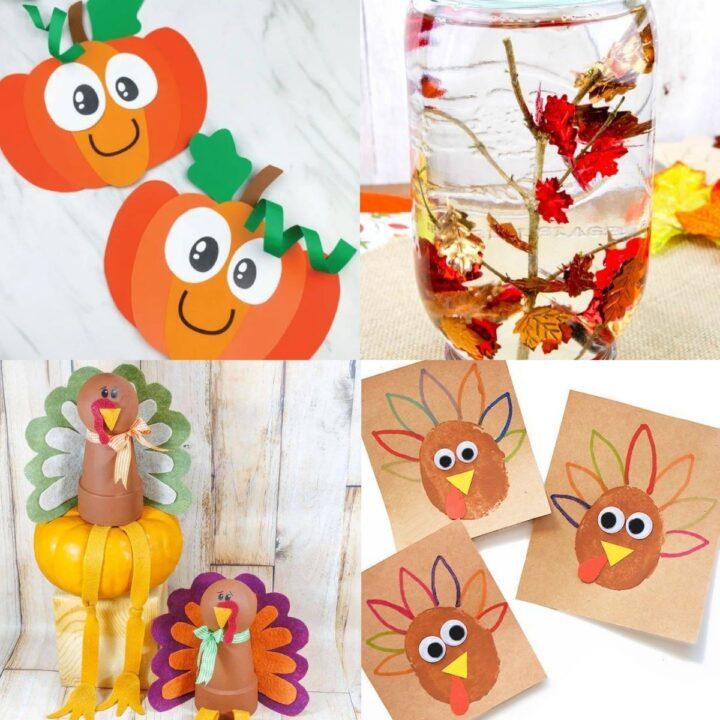 thanksgiving kids crafts