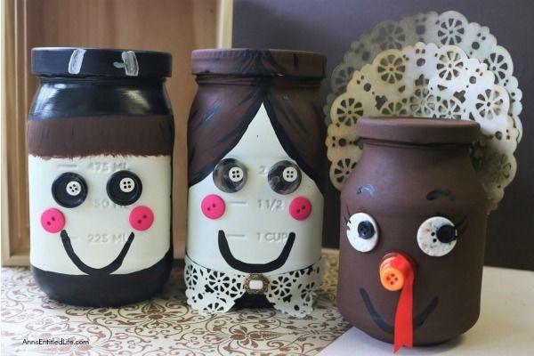 Pilgrim Jar Craft