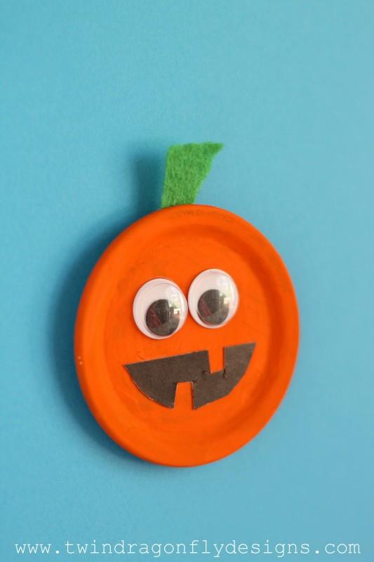 Magnet Pumpkin