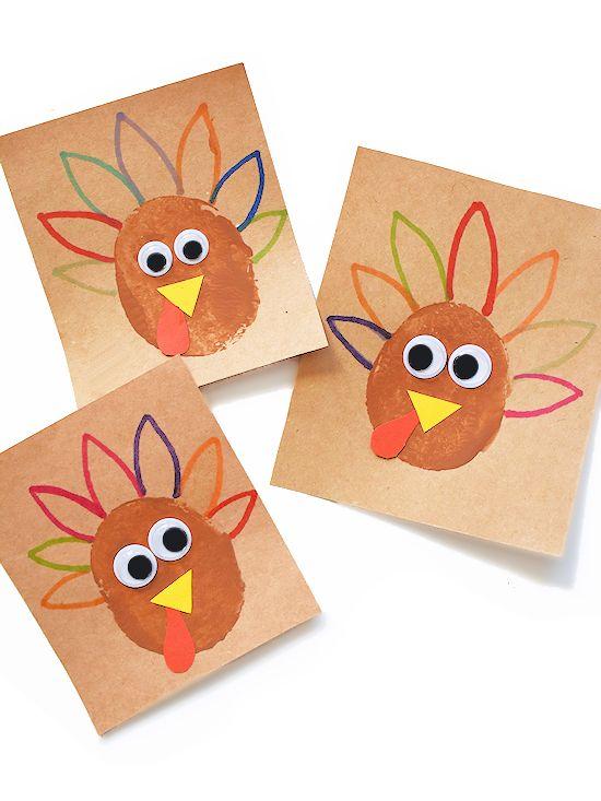 Turkey Potato Stamp